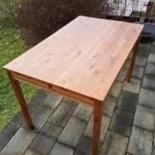 交渉中【IKEA】ダイニングテーブル