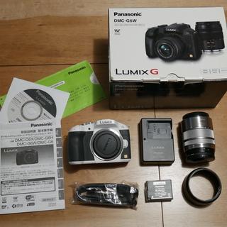 パナソニック LUMIX DMC-G6 (中古)