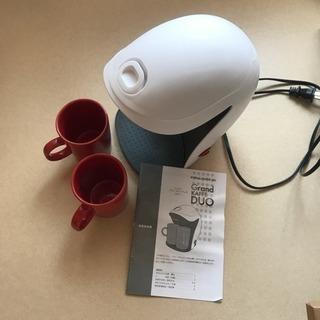 大幅値下げ コーヒーメーカー 新品 未使用品