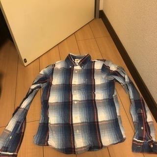 中古ホリスターメンズシャツ