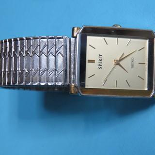 時計屋さん廃業による整理品です。 セイコー SPIRIT  です。