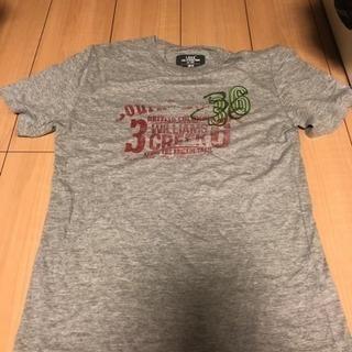 中古H &MメンズTシャツ