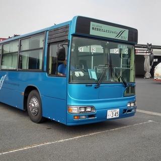 バス送迎ドライバー ☆シニアの方も大歓迎☆