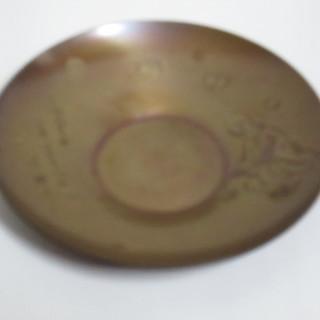 茶托(銅製)4枚セット