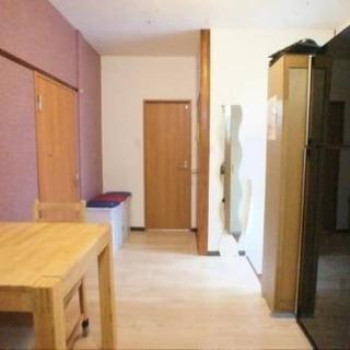 女性の為のシェアハウス 4部屋中2部屋入居。