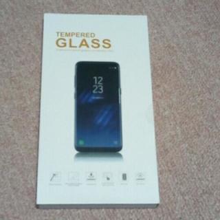 Galaxy S8 ガラスフィルム
