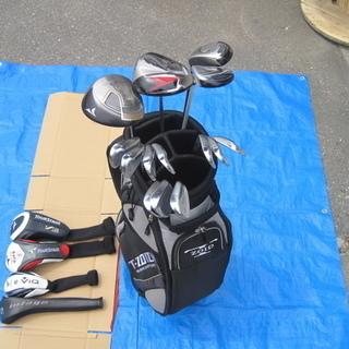 ゴルフセットお譲りします ドライバ1本追加、更に値下げ お買い得