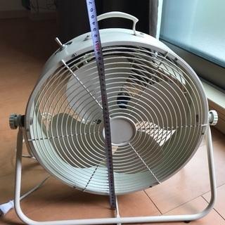 サーキュレーター 扇風機 アイボリー