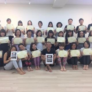 だれでもできる簡単5分間ヨガ体操指導者養成講座 5min Yoga Exercise Teachers Training【認定証発行】の画像