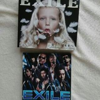 EXILE CD,DVD 2セット