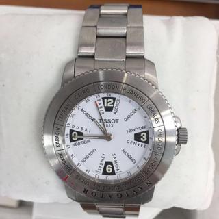 腕時計 Tissot Navigator_Watch Watch...