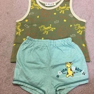 【90】ランニングシャツ&パンツ