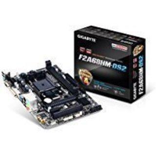新品未開封パソコンマザーボード Aシリーズ全て対応 F2A68HM...