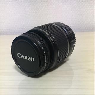 手ぶれ補正レンズ*Canon EF-S 18-55mm IS 【...