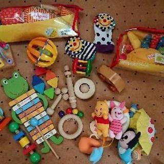 更に値下げ!幼児のおもちゃ  木の玩具やボーネルンド