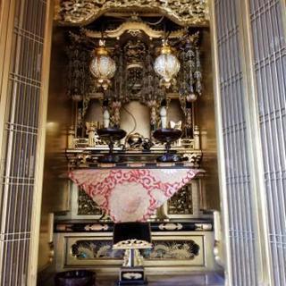 東本願寺の仏壇