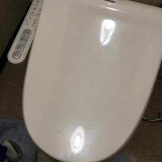TOSHIBA、温水洗浄便座