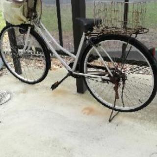 自転車お譲りします。