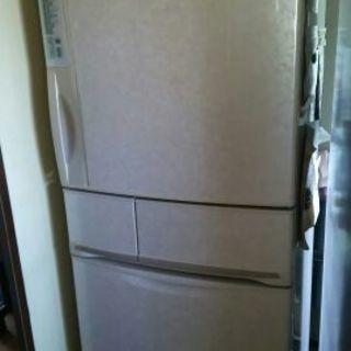 大型冷蔵庫445Lさしあげます。