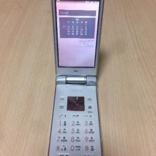 AQUOS K SHARP au 4G /3G LTE ガラホ