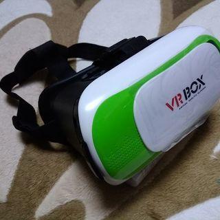 【VR BOX】VRゴーグル VR動画