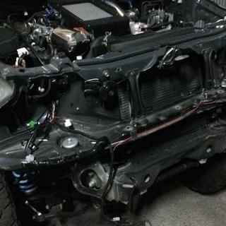 事故車 平成28年ジムニー ランドベンチャー