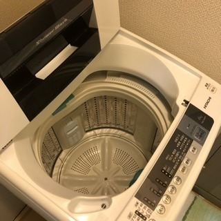 洗濯機 日立 NW-6WY (白い約束 6kg)