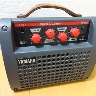 YAMAHA ギターアンプ VA-5 ヤマハ ポータブル 電池式...