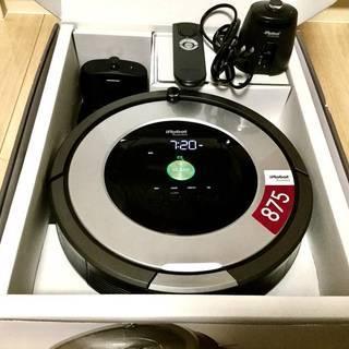 ルンバ ロボット掃除機 iRobot Roomba 875