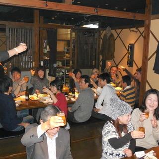 楽々中国語教室 オープン記念パーティ