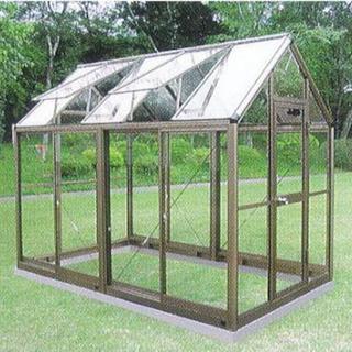 ガラス温室、ビニールハウス