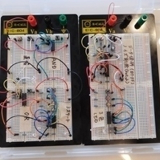 電子工作講習