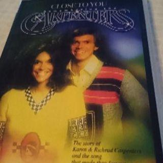 カーペンターズ DVD