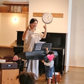 岡山 親子リトミックで育む 子どもの生きる力