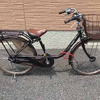 美品◆動作品◆PANASONIC 電動アシスト自転車 ViVi S...
