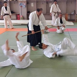 〓〓浜松武道館 古武術入門〓〓大東流合気柔術 廣濱道場 浜松武道...