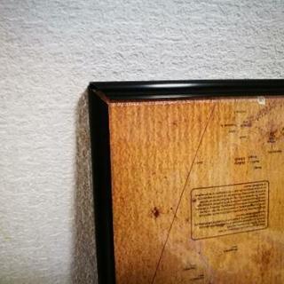 【終了】ポスターフレーム黒(90*60cm)※ポスター付 - 所沢市