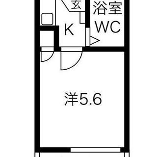 駅徒歩9分 中川区尾頭橋駅 1K 家賃35000円 敷金0 礼金0...