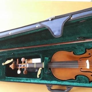 バイオリン(中古) 売ります。
