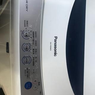 洗濯機   Panasonic   NA-F45ME5の画像
