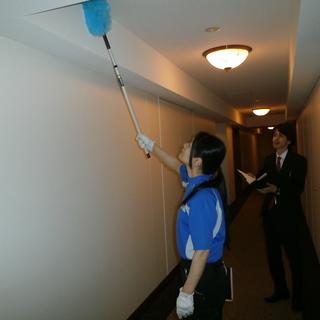 新桜町のマンション清掃★駅スグで通勤も楽々♪8~10時の短時間勤務!
