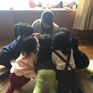 乳幼児とママさんの英会話クラス
