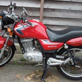 スズキ EN125-2A