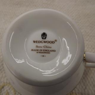 Wedgwood ウエッジウッド バビロン カップ&ソーサー 保管品 英国製 廃盤 札幌 西岡発 - 生活雑貨