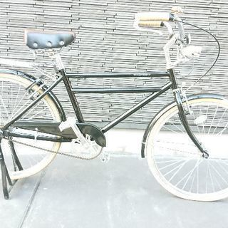 WACHSEN ヴァクセン 24インチ 自転車 Klein ブラッ...