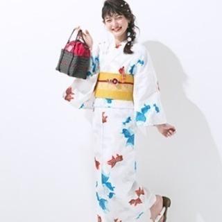 【中古】浴衣セット(女性)