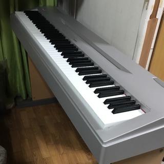 YAMAHA電子ピアノ P-60 88鍵盤 ヤマハ ピアノ