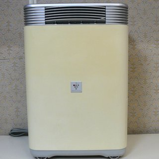 シャープ冷風扇除湿機CV-P63CX