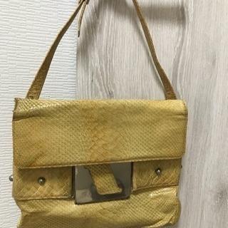 ドイツで購入 ショルダーバッグ