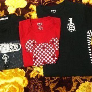 UNIQLOTシャツ